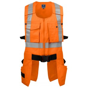 Projob 6704 Werkvest Oranje