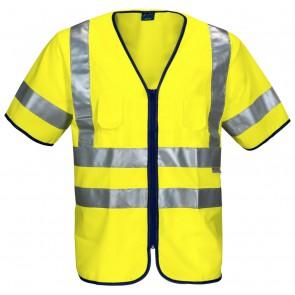 Projob 6707 Veiligheidshesje Klasse 3 Geel