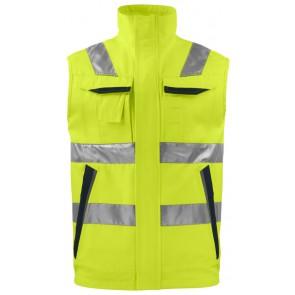 Projob 6711 Jacket Geel/Zwart