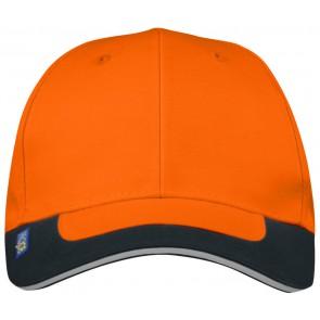Projob 9013 Cap Oranje/Zwart
