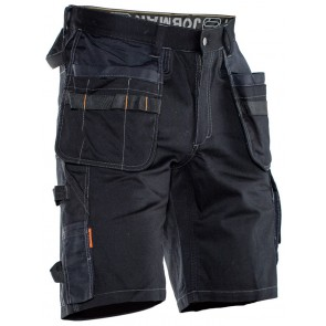 Jobman 2733 HP Shorts Zwart