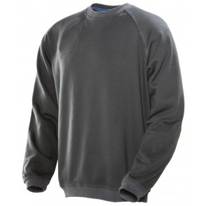 Jobman 5122 Sweatshirt Functional Antracite Grey
