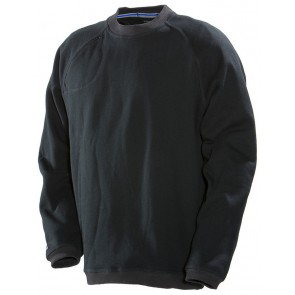 Jobman 5122 Sweatshirt Functional Black