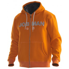 Jobman 5154 Orange/Dark Grey