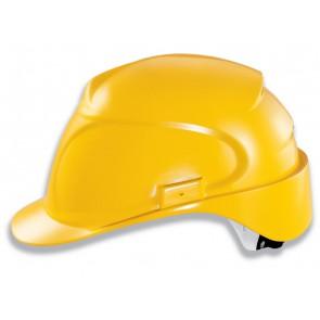Uvex veiligheidshelm airwing B-WR (9762-130) geel