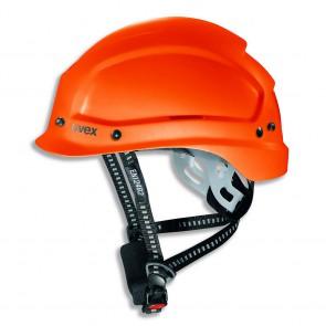 Uvex pheos alpine 9773-250 alpinehelm oranje