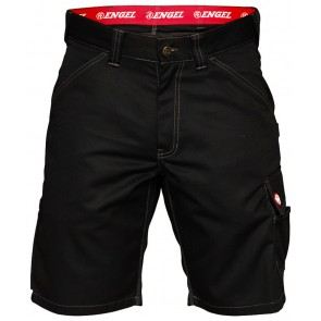 F. Engel 6760-630 Shorts Zwart