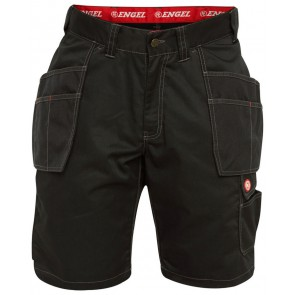 F. Engel 6761-630 Shorts Zwart