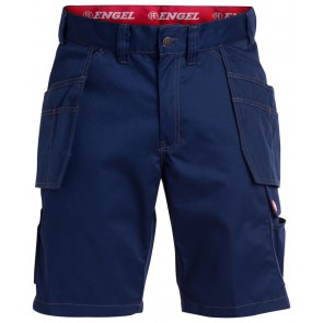 F. Engel 6761-630 Shorts Marineblauw