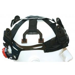 M-Safe binnenwerk met draaiknop t.b.v. MH6010 en MH6030 helm doos á 10 stuks