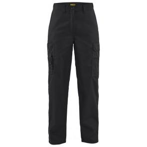Blåkläder 7120-1800 Dames werkbroek Zwart