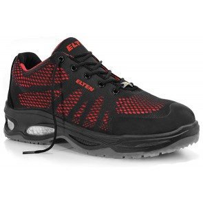 Elten Logan Red Low Esd S1 Werkschoenen
