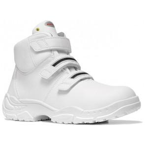 Elten White Strap Mid Esd S3 Werkschoenen