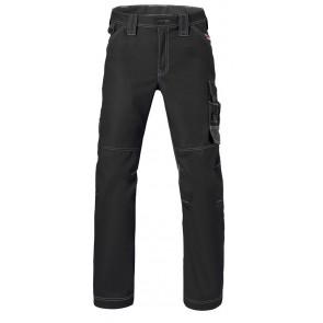Havep 80231 Werkbroek Zwart/Charcoal Grijs