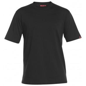 F. Engel 9053-551 T-shirt Zwart