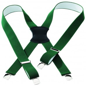 FHB Achim Bretels Groen maat 120 cm