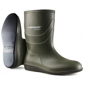 Dunlop B550631 desinfectie-laars groen