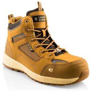 Buckler Boots Largo Bay S1P Hoog Honey