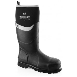 Buckler Boots BBZ6000BK Knielaars S5 Zwart