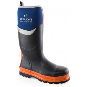 Buckler Boots BBZ6000BL Knielaars S5 Blauw/Oranje