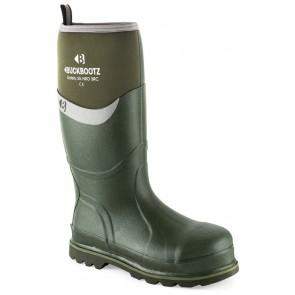 Buckler Boots BBZ6000GR Knielaars S5 Groen