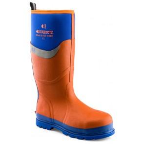 Buckler Boots BBZ6000OR Knielaars S5 Oranje