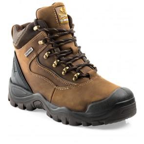 Buckler Boots BSH002BR Buckshot 2 S3 Hoog Bruin Waterdicht