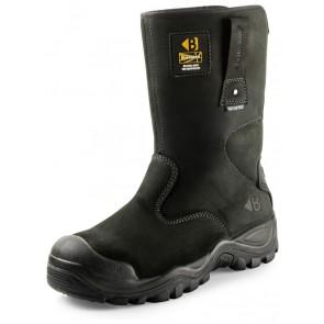 Buckler Boots BSH010BK Buckshot 2 S3 Laars Zwart
