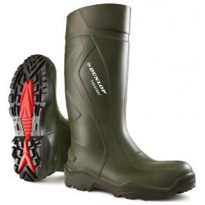 Dunlop C762933 Purofort+ knielaars S5 groen