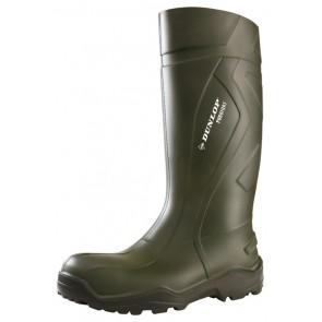 Dunlop D760933 Purofort+ knielaars groen