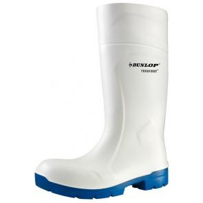 Dunlop DA60131 Purofort knielaars wit