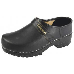 Gevavi Dallas gesloten schoenklomp PU zwart