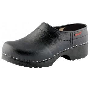 Gevavi Fullfit gesloten flexibele schoenklomp PU zwart