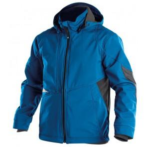 Dassy Gravity softshell vest D-FX Blauw/Grijs