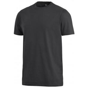 FHB Jens T-Shirt eenkleurig Antraciet