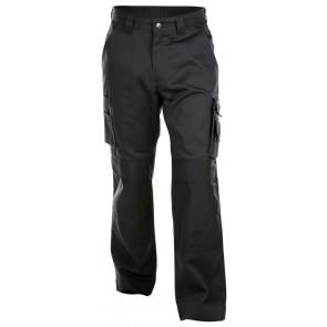 Dassy Miami Werkbroek met kniezakken Zwart - 300 g/m²
