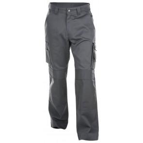 Dassy Miami Werkbroek met kniezakken Grijs - 300 g/m²