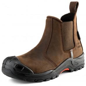 Buckler Boots Nubuckz S3 Instapper Bruin