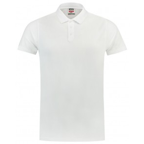 Tricorp 201001 Poloshirt Cooldry Bamboe Slim Fit Wit