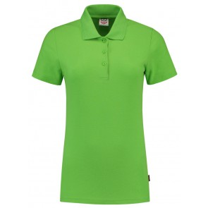 Tricorp 201006 Poloshirt Slim Fit Dames Lime