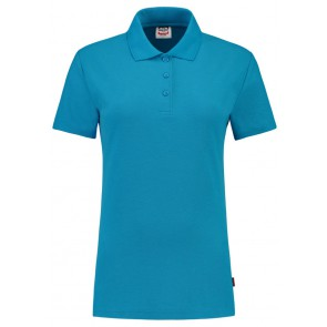 Tricorp 201006 Poloshirt Slim Fit Dames Turquoise