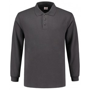 Tricorp 301004 Polosweater Donkergrijs