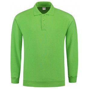 Tricorp 301005 Polosweater Boord Lime