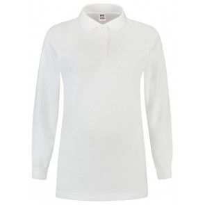 Tricorp 301007 Polosweater Dames Wit