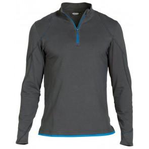 Dassy Sonic T-shirt met lange mouwen D-FX Grijs/Blauw