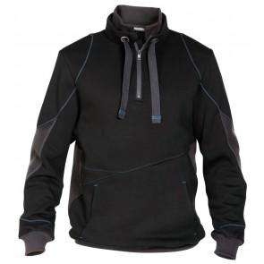 Dassy Stellar sweatshirt D-FX Zwart/Grijs