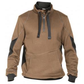 Dassy Stellar sweatshirt D-FX Bruin/Grijs