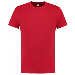 Tricorp 101004 T-Shirt Slim Fit Rood