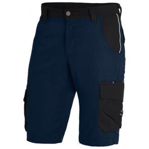 FHB Theo Bermuda Twill Marineblauw-Zwart