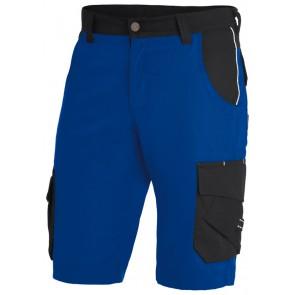 FHB Theo Bermuda Twill Korenblauw-Zwart